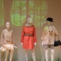 Spring EXHIBITION 〜春の展示会〜が行われました。揺れる木洩れ日の映像の中、色とりどりの 新作が紹介されました♪